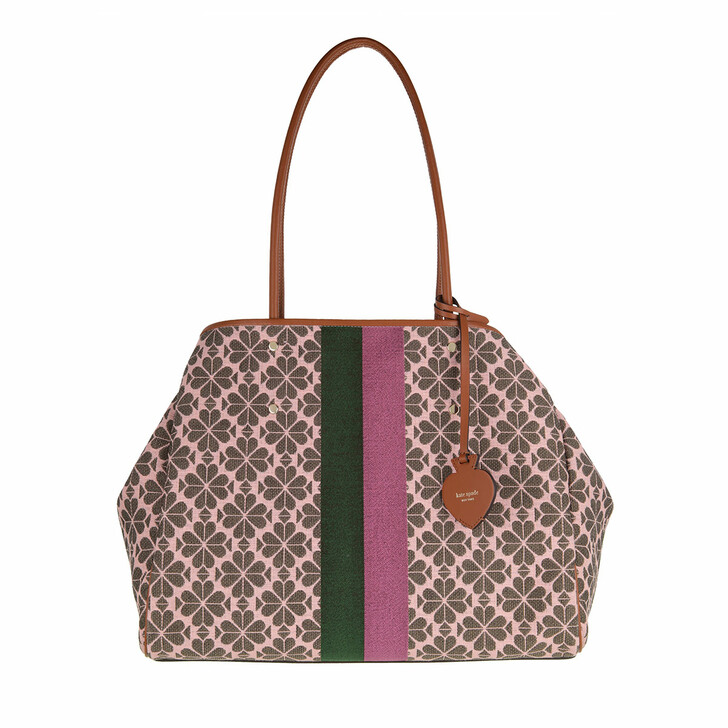Handtasche, Kate Spade New York, Large Tote  Pink Multi