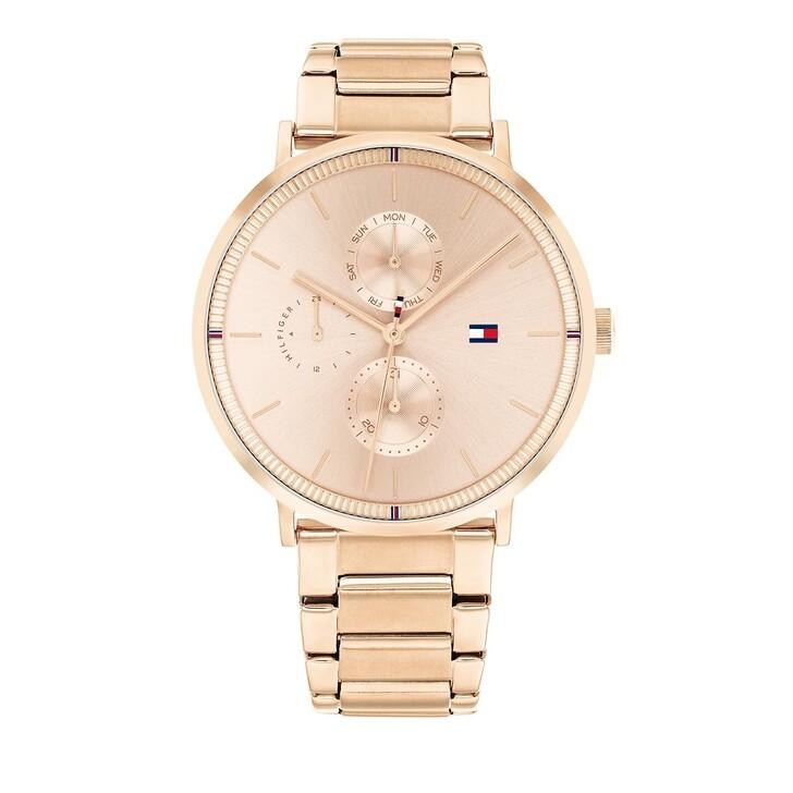 Uhr, Tommy Hilfiger, Multifunctional Watch Rose Gold