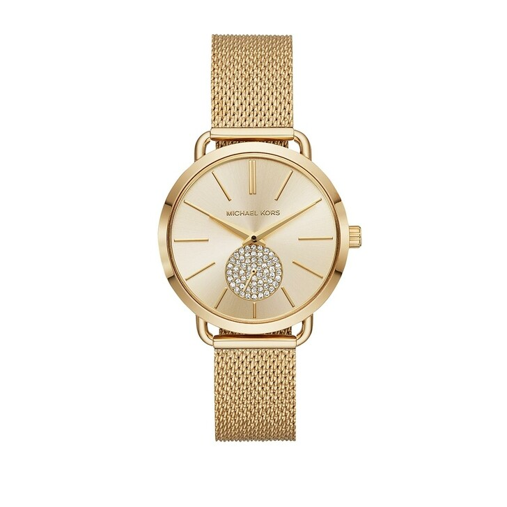 Uhr, Michael Kors, Watch Portia MK3844 Gold