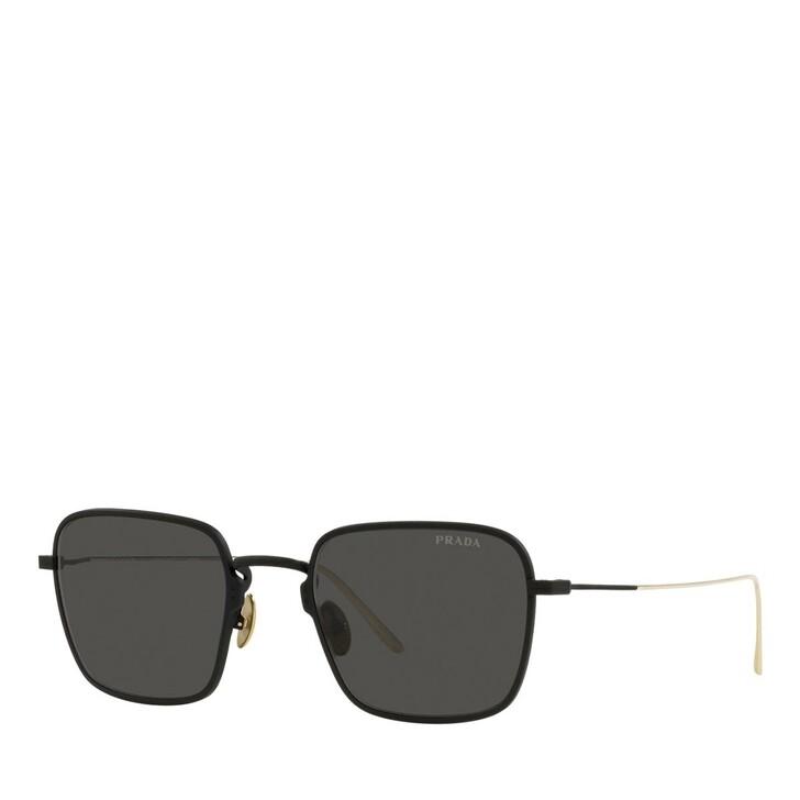 Sonnenbrille, Prada, 0PR 54WS Matte Black