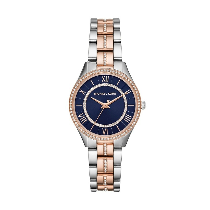 watches, Michael Kors, Lauryn Ladies Metals Watch Roségold/Silver