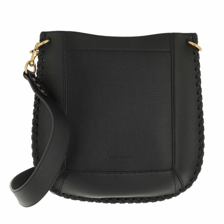 bags, Isabel Marant, Oskan Crossbody Bag Black