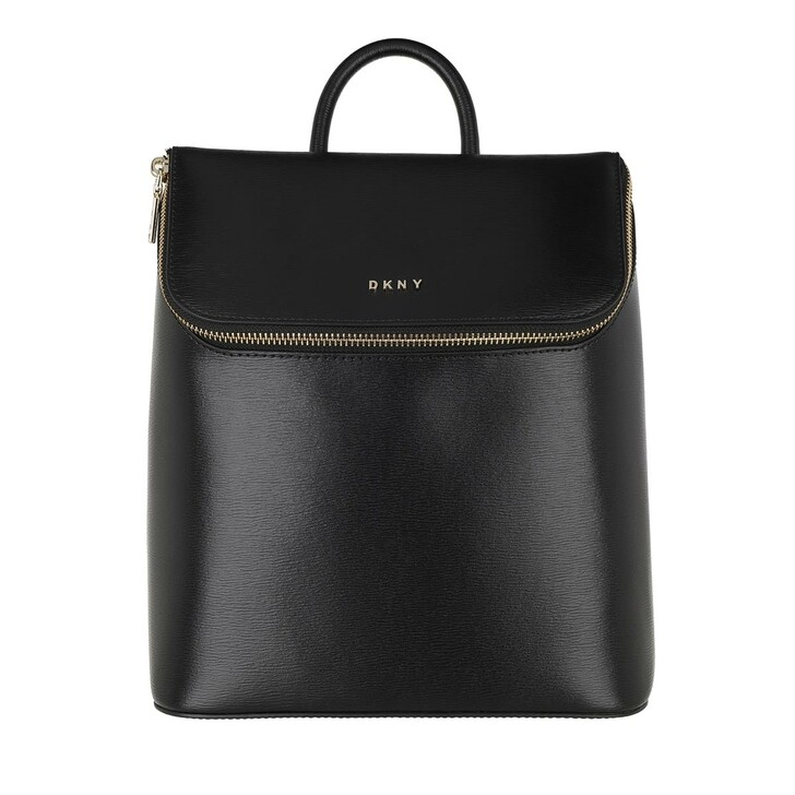 Reisetasche, DKNY, Bryant Backpack Black Gold