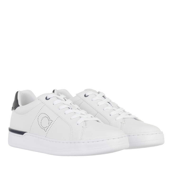 shoes, Coach, Lowline Leather Sneaker