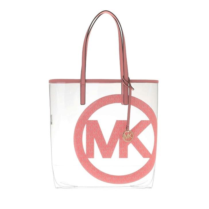bags, MICHAEL Michael Kors, The Michael Bag Large Ns Tote Tea Rose