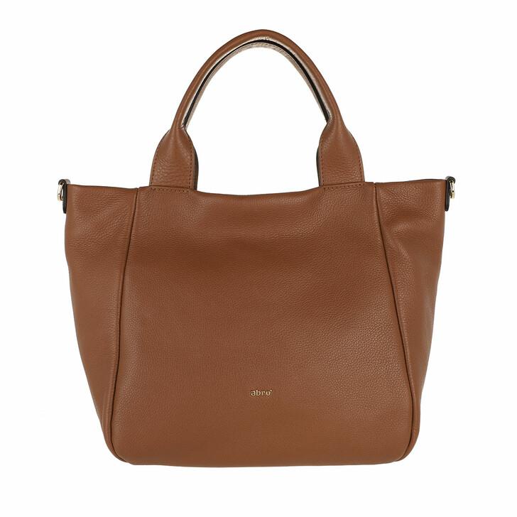bags, Abro, Shopper KAIA small  Caramel/Cognac