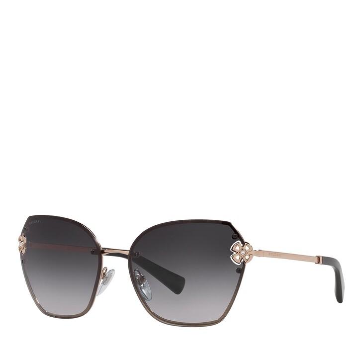Sonnenbrille, BVLGARI, 0BV6152B PINK GOLD