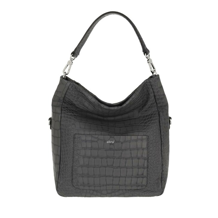 bags, Abro, Bucket RAQUEL small  Grey