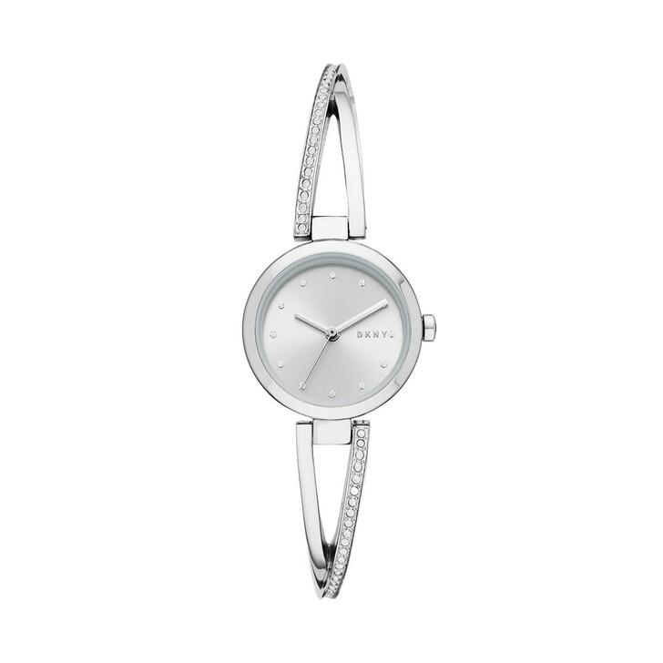 Uhr, DKNY, Crosswalk Watch Silver