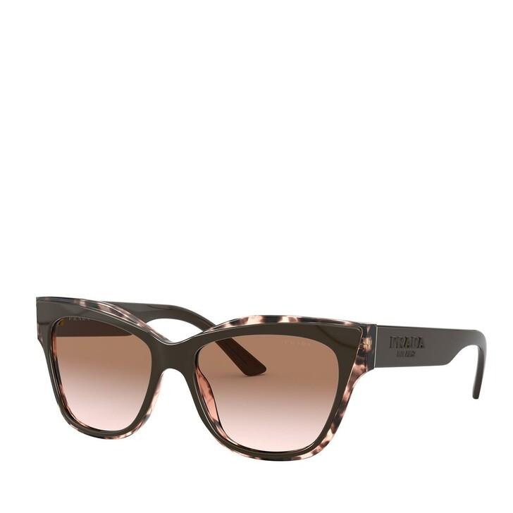 Sonnenbrille, Prada, AZETAT WOMEN SONNE BROWN