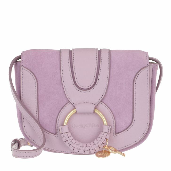 Handtasche, See By Chloé, Hana Mini Bag Lavender Mist