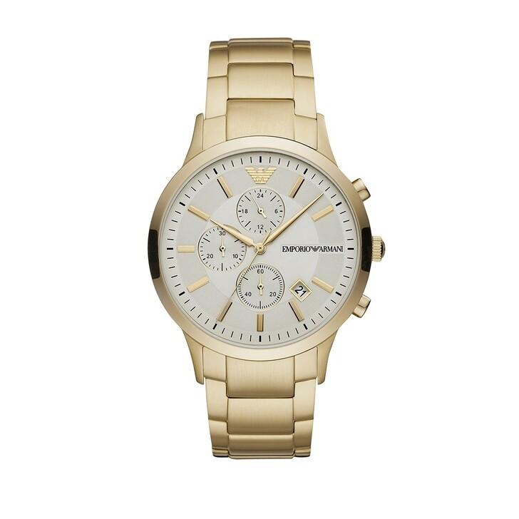 Uhr, Emporio Armani, Renato Watch Dress Gold