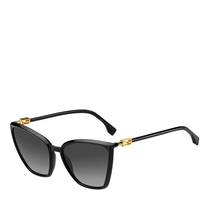 Sonnenbrille, Fendi, FF 0433/G/S BLACK