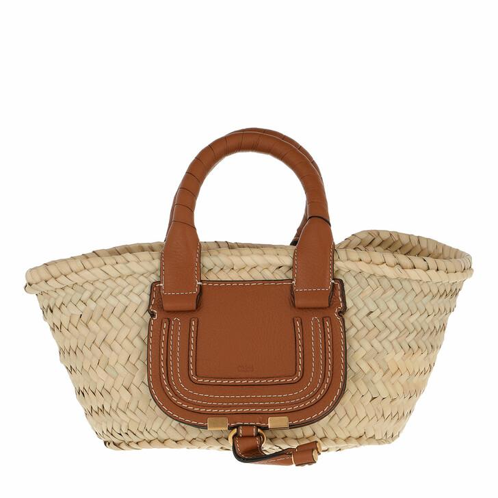 bags, Chloé, Basket Bag Natural/Tan