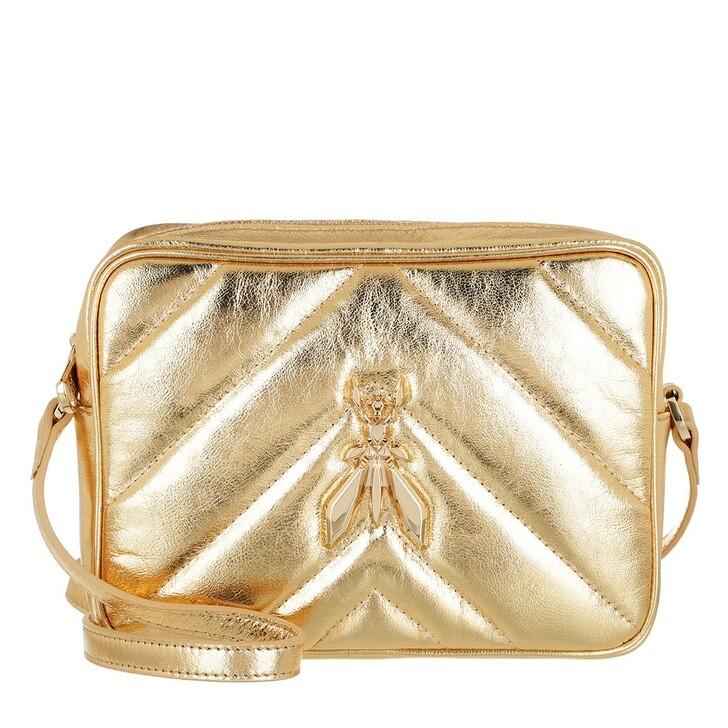 Handtasche, Patrizia Pepe, Crossbody Bag Gold Star