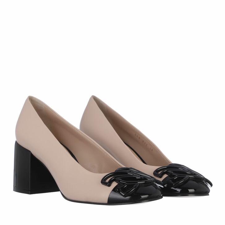 shoes, Casadei, SCARPA TIF+MI+C-CH.NE POWDER