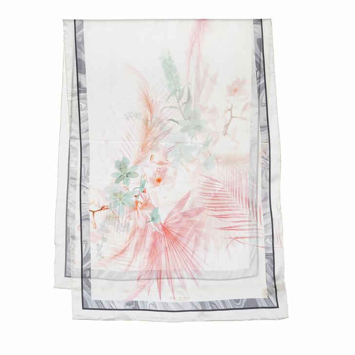 Schal, Ted Baker, Serendipity Long Silk Scarf Light Pink