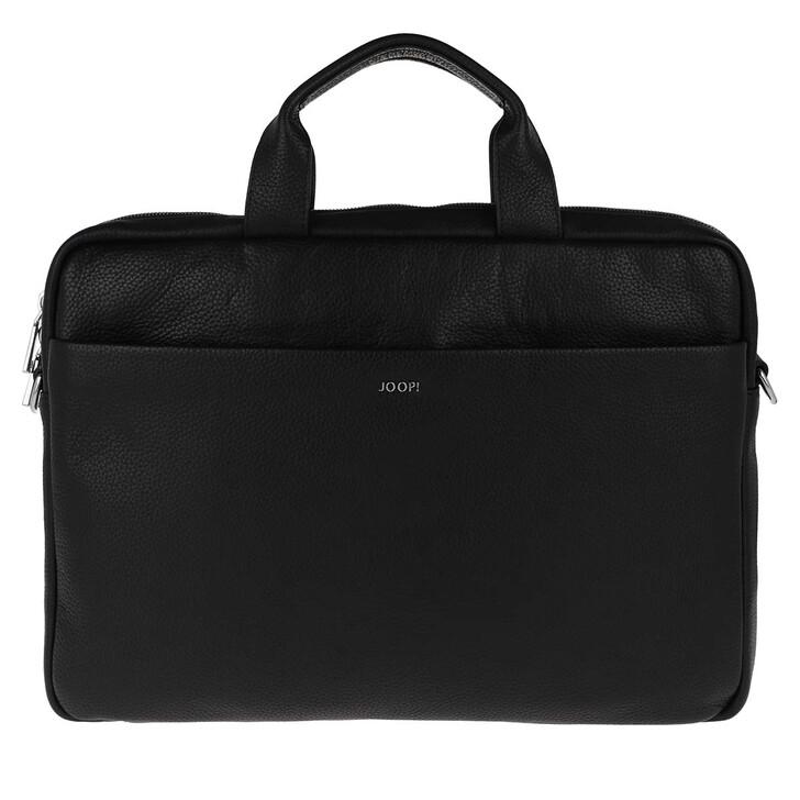 bags, JOOP!, Cardona Pandion Briefbag Black