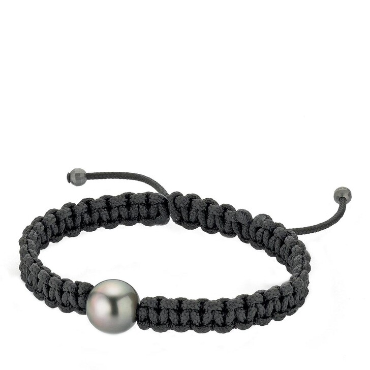 bracelets, Gellner Urban, Bracelet Pearlmates Tahiti Pearl Black