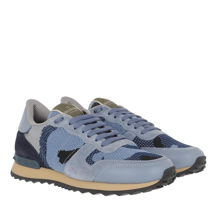 Schuh, Valentino Garavani, Sneakers Blue