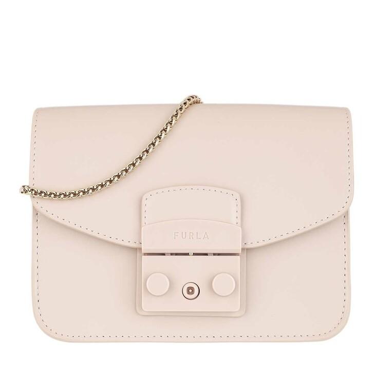 Handtasche, Furla, Metropolis Mini Crossbody Bag Ballerina