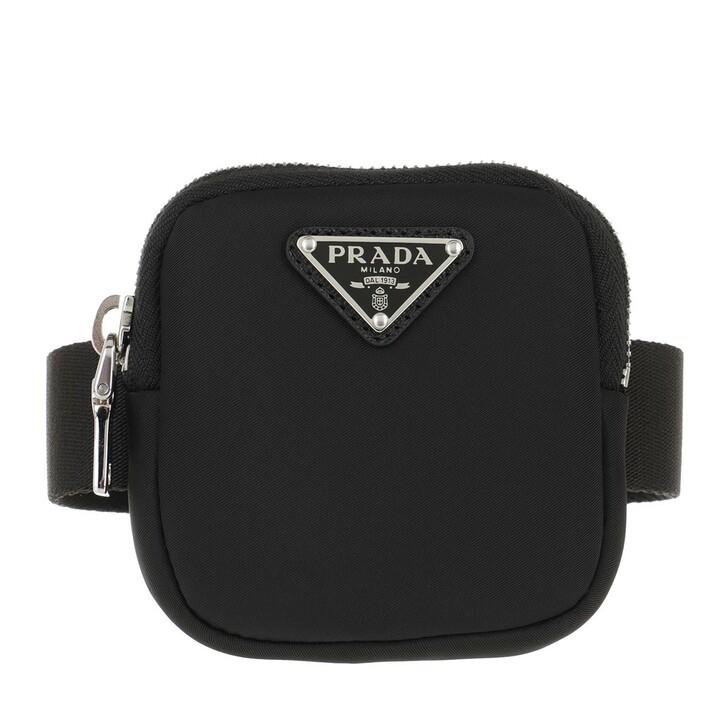 Gürtel, Prada, Belt Bum Bag Black