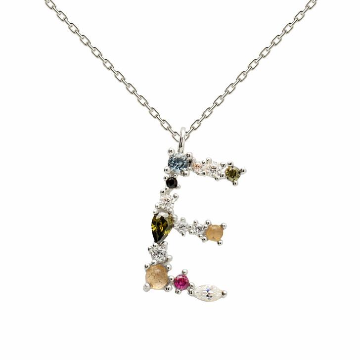 Kette, PDPAOLA, E Necklace Silver