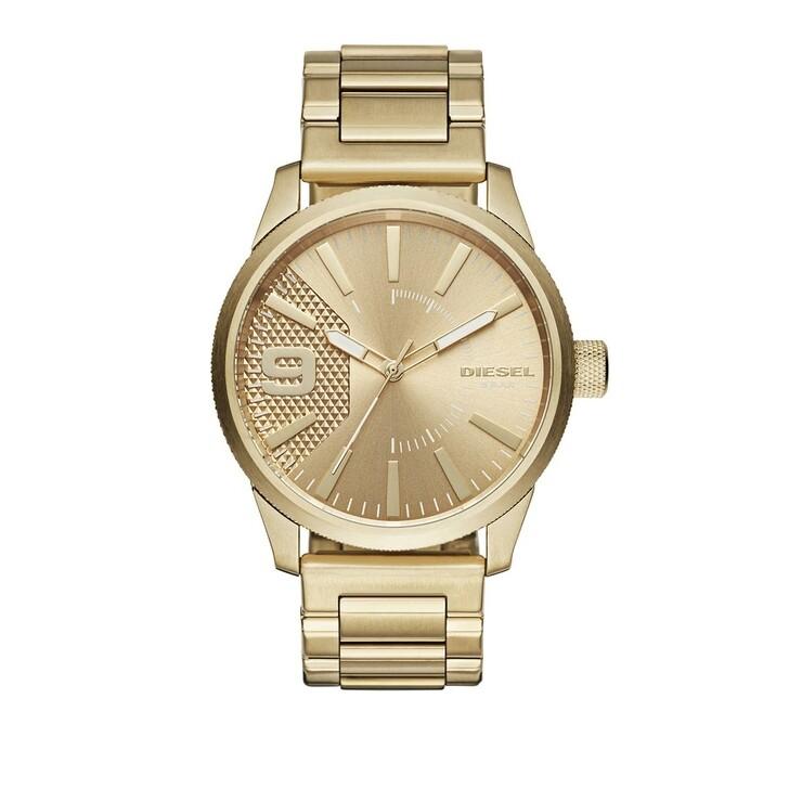 Uhr, Diesel, RASP GOLD