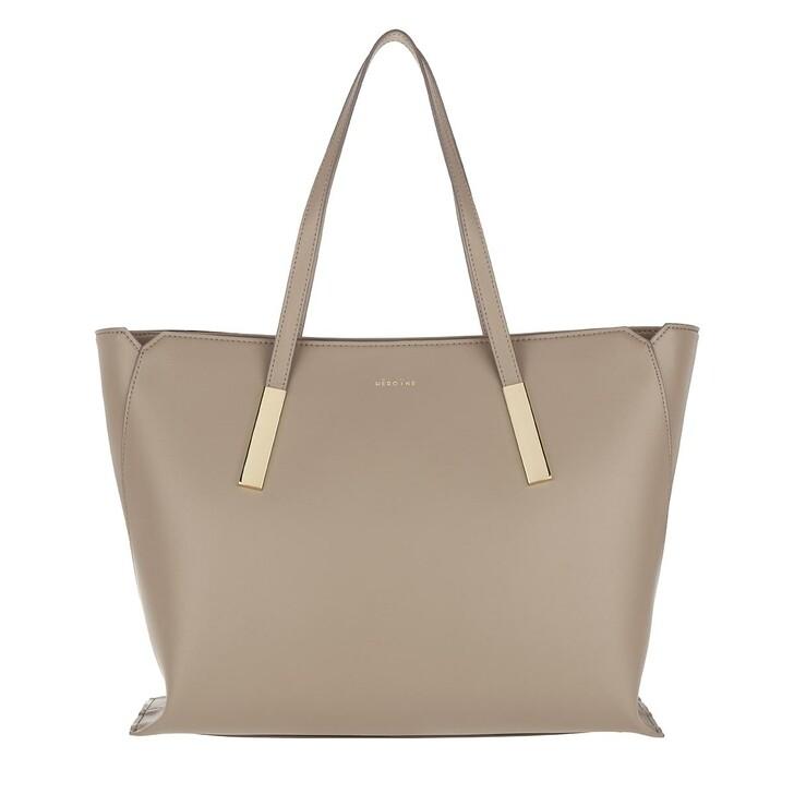 Handtasche, Maison Hēroïne, Franca Shoulder Bag Taupe