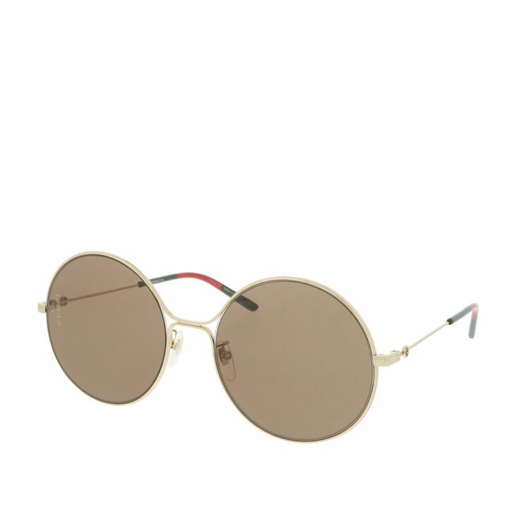 Sonnenbrille, Gucci, GG0395S 58 002
