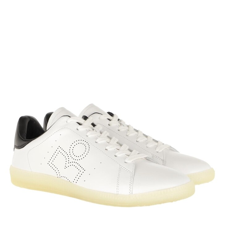 Schuh, Isabel Marant, Billyo Sneaker White/Yellow