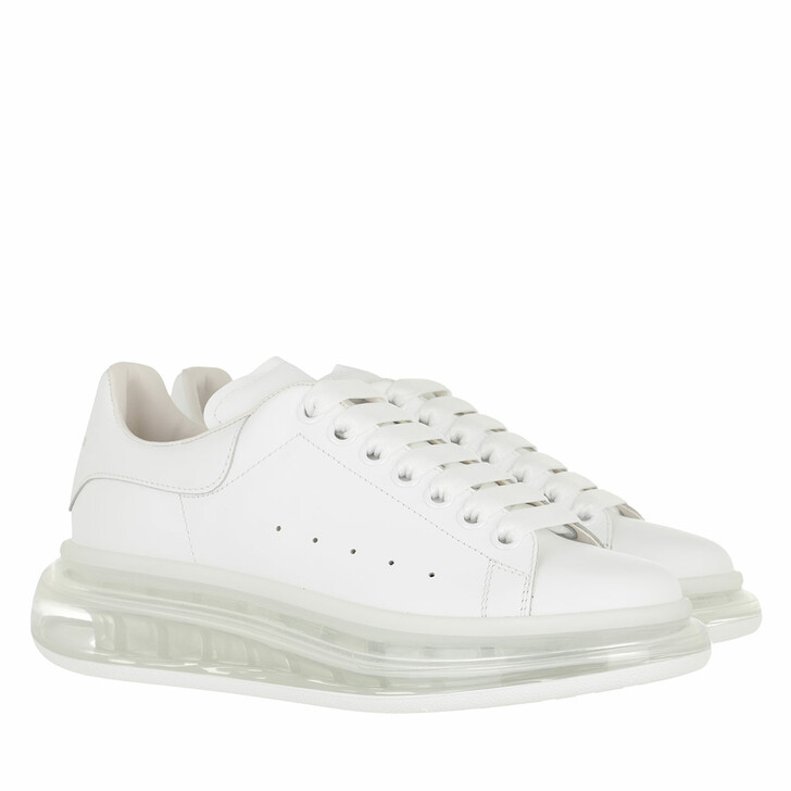 shoes, Alexander McQueen, Oversized Sneakers White