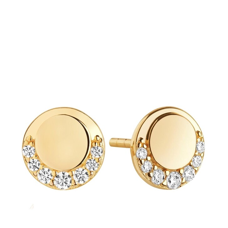 Ohrring, Sif Jakobs Jewellery, Portofino Piccolo Earrings Yellow Gold