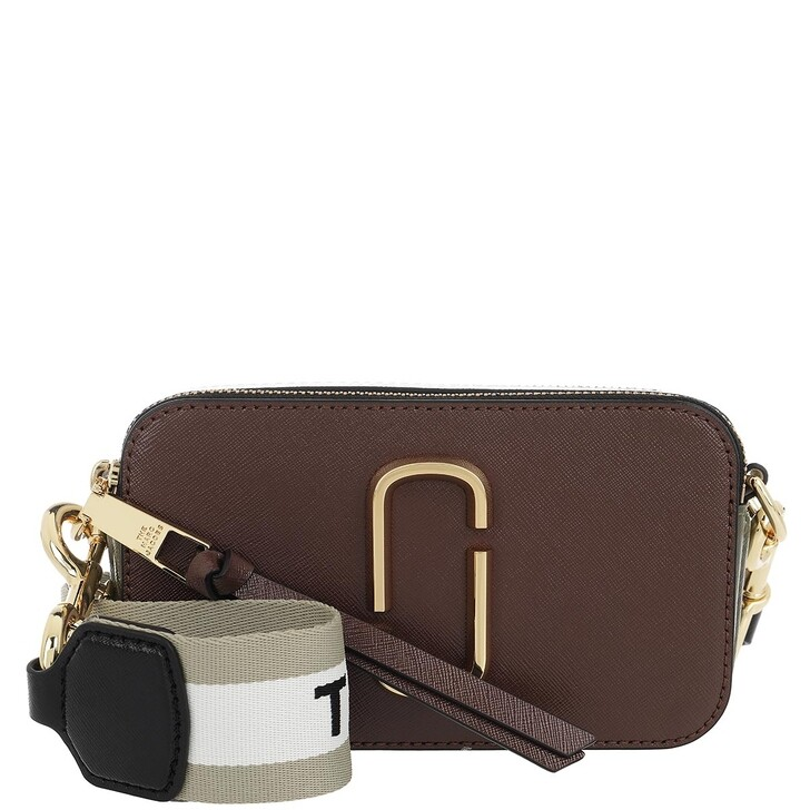 Handtasche, Marc Jacobs, Snapshot Small Camera Bag Classic Brown
