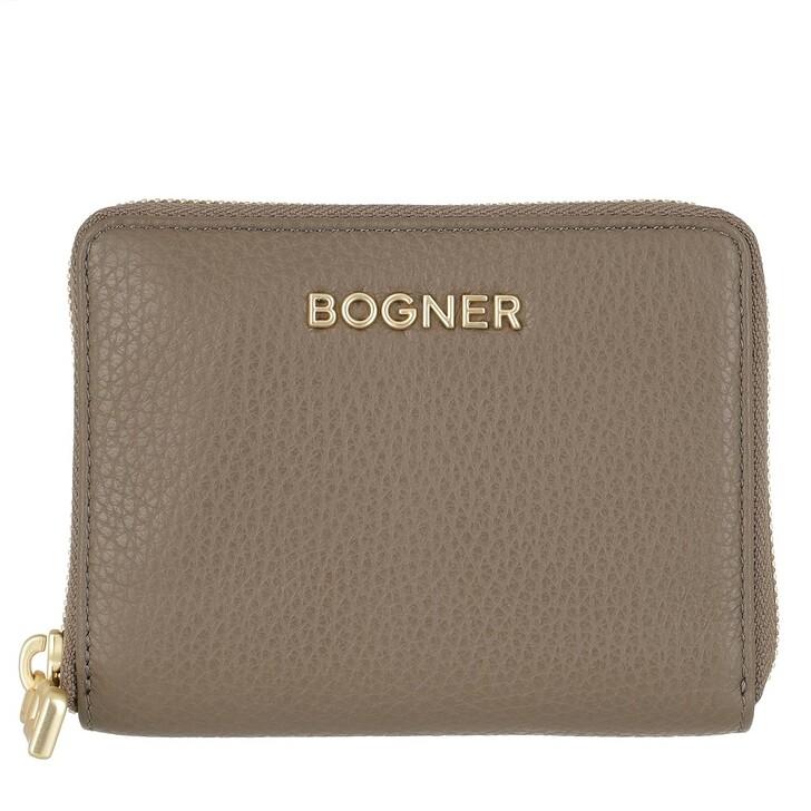 wallets, Bogner, Andermatt Norah Wallet Mud