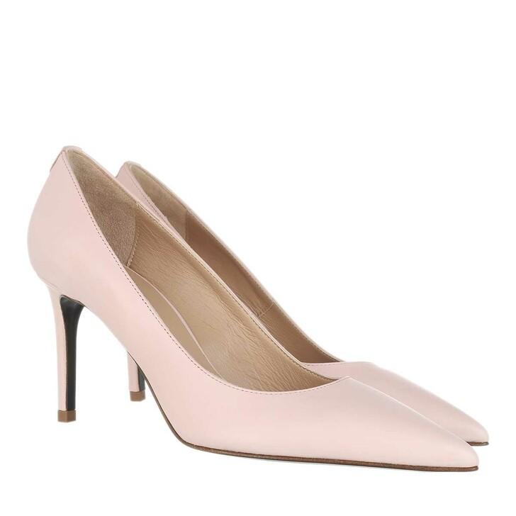Schuh, Patrizia Pepe, Heel Pink Dune