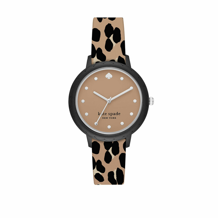 Uhr, Kate Spade New York, Morningside Silicone Watch Multicolour