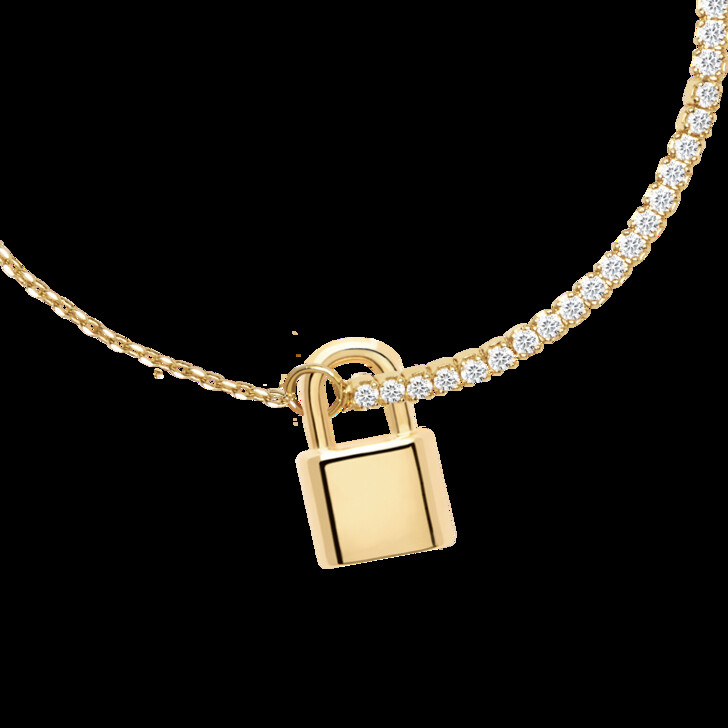 Armreif, PDPAOLA, Bond Bracelet Yellow Gold