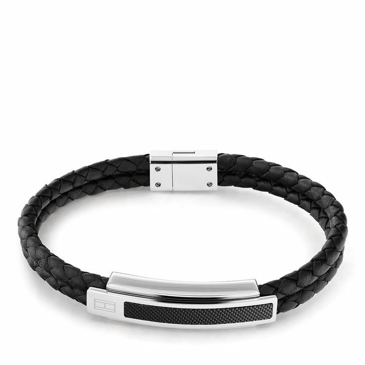 bracelets, Tommy Hilfiger, Bracelet Black