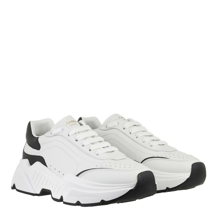 Schuh, Dolce&Gabbana, Daymaster Sneakers White Black
