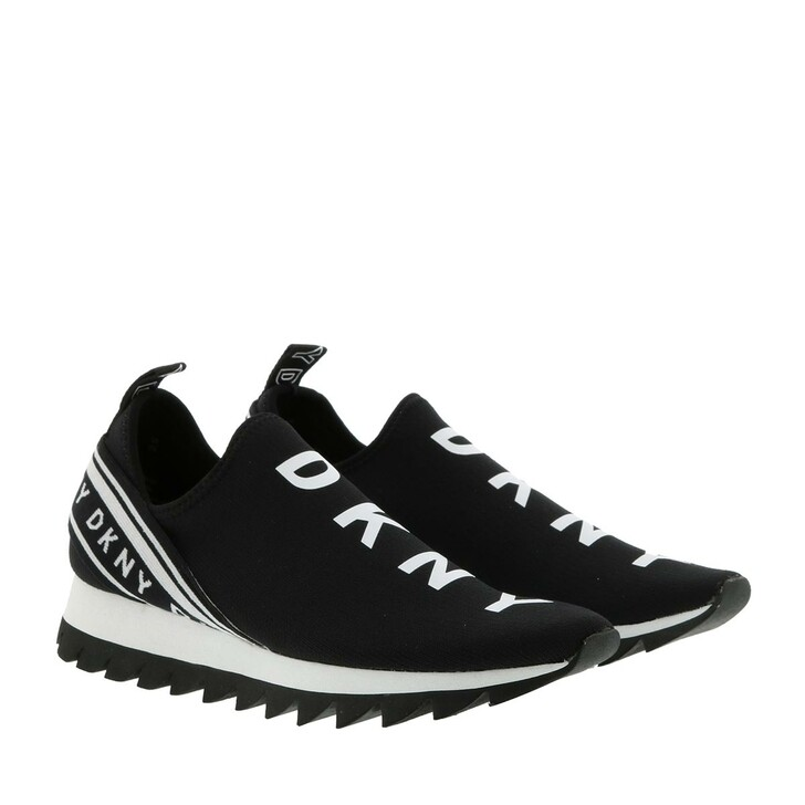 Schuh, DKNY, Abbi Slip On Sneaker Black