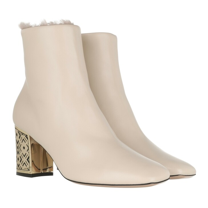 Schuh, Ballin, Boots Leather Ivory
