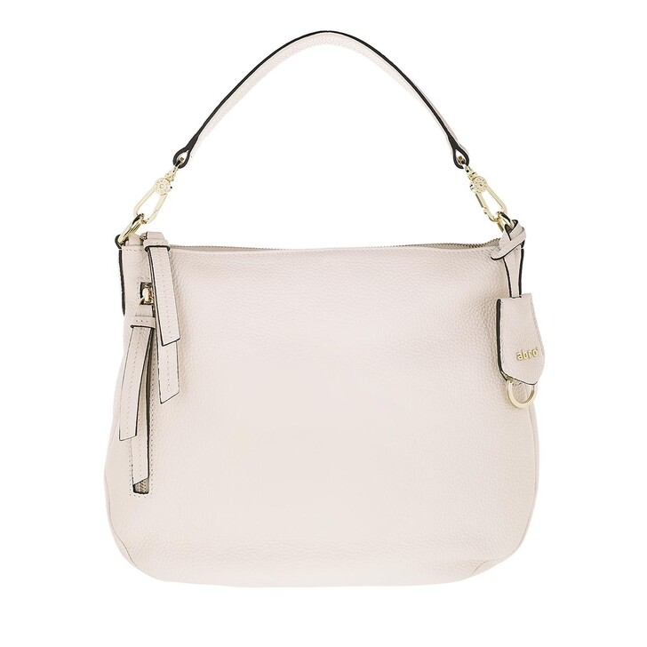 Handtasche, Abro, Small Shoulder Bag Juna Ivory