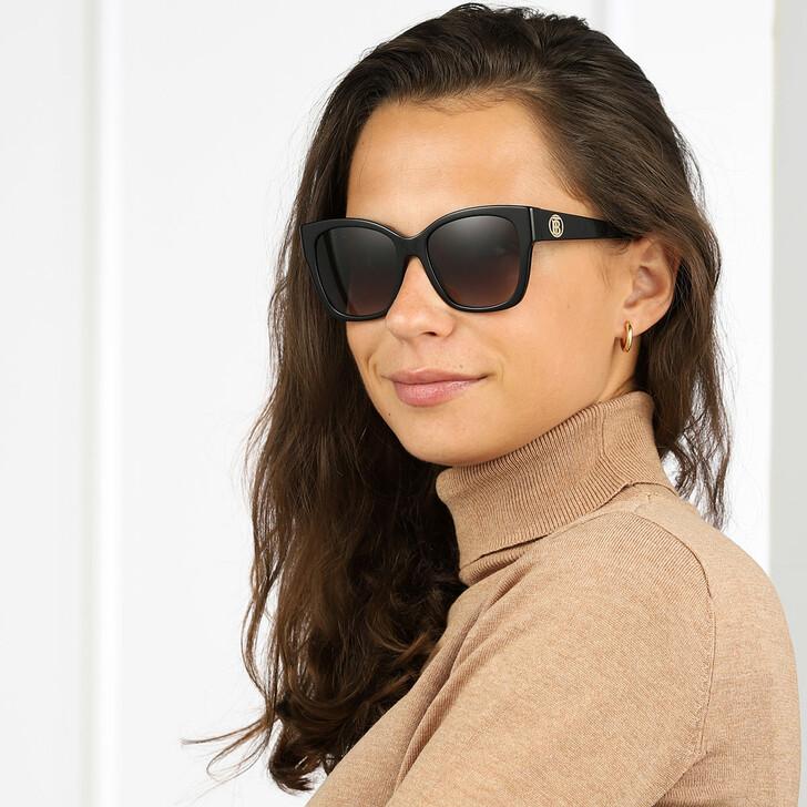 sunglasses, Burberry, Woman Sunglasses 0BE4345 Black