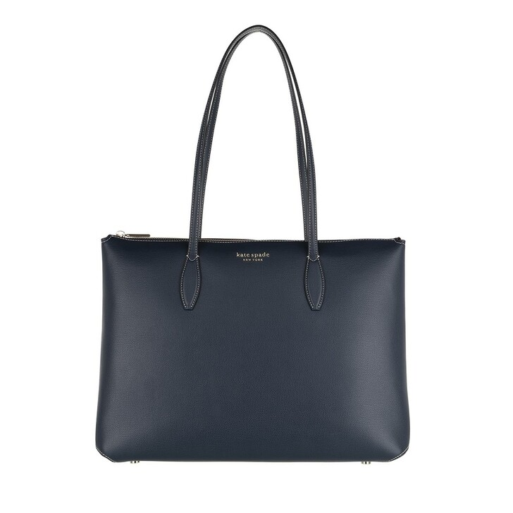 Handtasche, Kate Spade New York, All Day Large Zip Top Tote  Blazer Blue