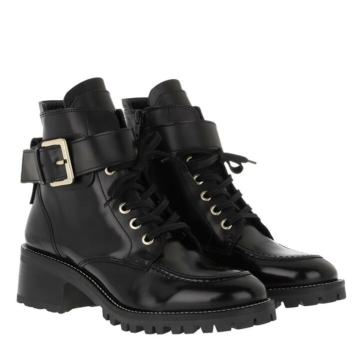 Schuh, Nubikk, Djuna Aubine Boot Black