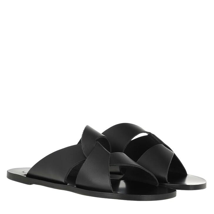 Schuh, ATP Atelier, Allai Sandals Black