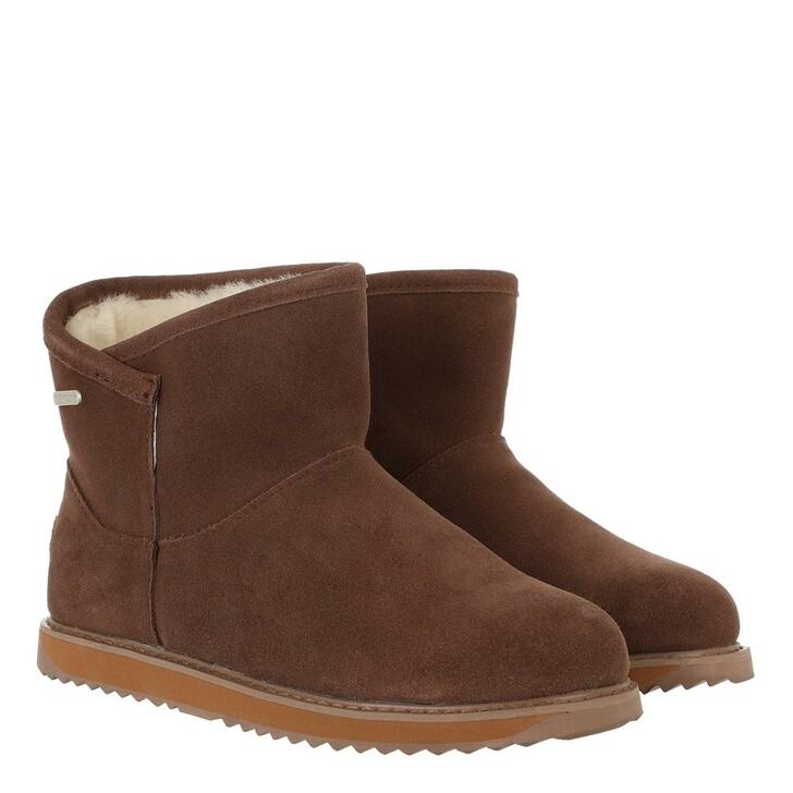 shoes, EMU Australia, Dofida Mini Boot Waterproof Oak