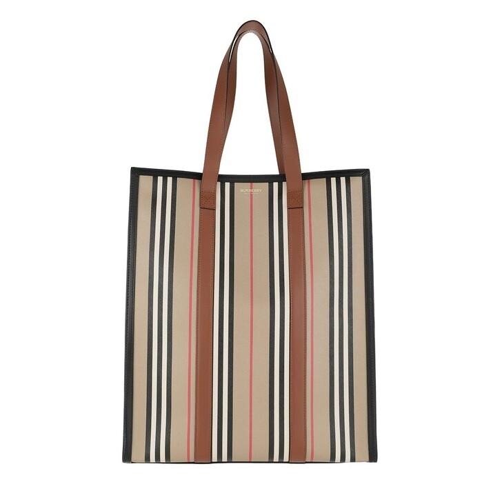 Handtasche, Burberry, Book Tote Bag Medium Archive Beige