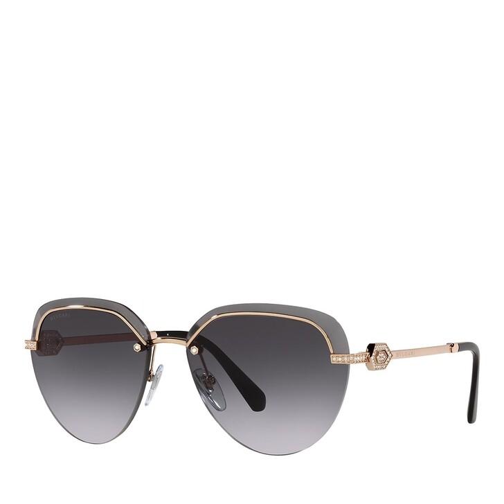 Sonnenbrille, BVLGARI, 0BV6154B PINK GOLD